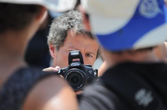 un cuore di fotografo