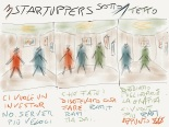 "Drawing Draft of ""3 Startuppers Sotto un Tetto #1"""